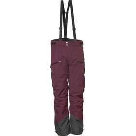 Isbjörn Offpist Ski Pants Barn bordeaux